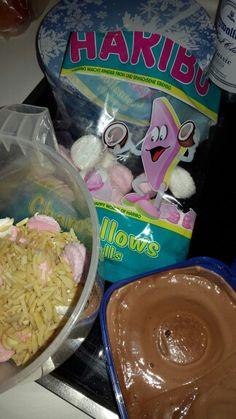 Making my favourite icecream