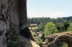 Arlempdes auvergne loire dorp kasteel toegang frankrijk Poitiers, Château Fort, Chapelle, Loire, Grand Canyon, France, Nature, Travel, Auvergne