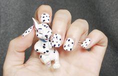 BeautyFood: Nail Art Disney : Les 101 Dalmatiens