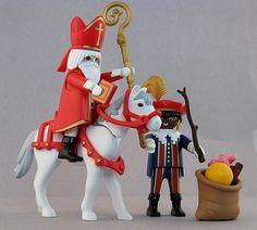 Playmobil - Sinterklaas en Zwarte Piet