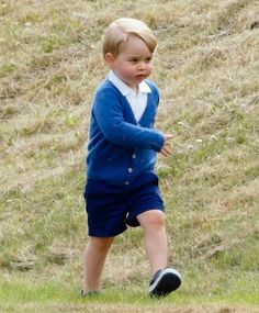 Pin for Later: The Many Adorable Faces of Prince George                                                                                                                                                                                 More