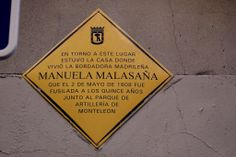 Calle de San Andrés, 22 ( Madrid )