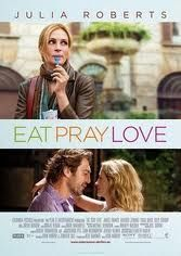 Eat Pray Love starring Julia Roberts, Javier Bardem & Richard Jenkins