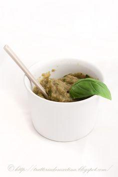 Melitzanosalata: crema greca alle melanzane - ideale per carni alla brace o spalmata sul pane pita