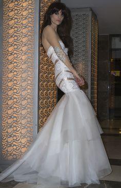 One of a Kind: קולקציית 2015 מבית המעצבת זהבית תשובה - Levanot - בלוג חתונות ומגזין כלות. רעיונות וטיפים בחינם לתכנון חתונה מושלמת!