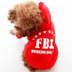 Kpmall Dog Puppy Hoodie,Dog Winter Clothes -- Quickly view this special cat product, click the image : Cat sweater