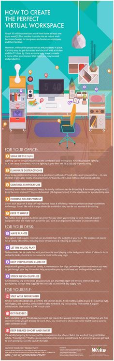 How To Improve Your Home Office Space  - ELLEDecor.com