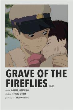 M Anime, Anime Watch, Otaku Anime, Fireflies Anime, Studio Ghibli Poster, Poster Anime, Grave Of The Fireflies, Anime Suggestions, Anime Titles