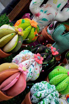 Blog de decoracion de estilo nordico, Si buscas un blog de estilo nordico escandinavo, aquí lo encontrarás todo!, Cactus Craft, Cactus Decor, Cactus En Crochet, Cute Crafts, Diy And Crafts, Homemade Gifts, Diy Gifts, Sewing Crafts, Sewing Projects
