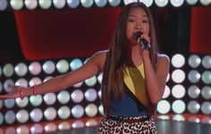 """Pinay teen Katriz Trinidad impressed the audience as well as the judges of The Voice US Season 7 'Blind Auditions' with her rendition of Etta James's """"At Last."""" The 15-year-old singer made a three-chair turn from the three coaches of the show – Gwen Stefani, Blake Shelton and Pharrell Williams. """"I've never though that I …"""