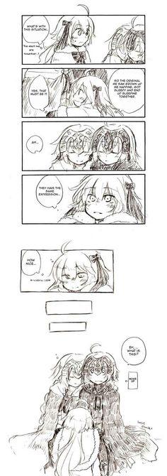 Sleeping Jeanne(s)