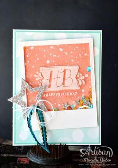 Birthday Shaker by girl3boys0 - Cards and Paper Crafts at Splitcoaststampers