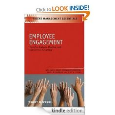 Employee Engagement: Tools for Analysis, Practice, and Competitive Advantage (TMEZ - Talent Management Essentials) [Kindle Edition] Benjamin Schneider (Author), William H. Macey (Author), Karen M. Barbera (Author), Scott A. Young (Author) 4.7 out of 5 stars Digital List Price:$84.95 Print List Price: $35.95 Kindle Price: $19.56 includes free wireless delivery via Amazon Whispernet You Save: $16.39 (46%)