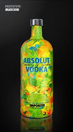 Amazing Absolut Vodka Inspiration