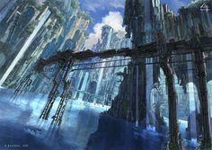 古代湖通り抜け by K,Kanehira | CREATORS BANK http://creatorsbank.com/KKanehira/works/276466