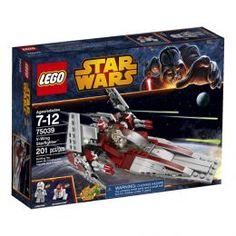 V-Wing Starfighter #StarWars #Niños #Lego