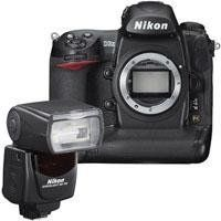 Nikon D3X Digital SLR Camera Body, 24.5 Megapixel, FX-Format CMOS Sensor, USA Warranty - Bundle - with Nikon SB-700 TTL AF Shoe Mount Speedlight, USA by Nikon. $8296.95. The Nikon D3X Digital SLR Camera features extreme resolution 24.5-megapixel FX-format (35.9 x 24.0mm) CMOS sensor. Large 5.94m pixels capture astonishing detail and subtleties with outstanding dynamic range for demanding commercial applications. It has Nikon EXPEED image processing technologies which ...