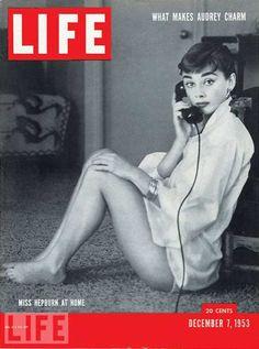 オードリー・ヘプバーン : 雑誌LIFEの「すばらしい」表紙まとめ - NAVER まとめ