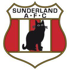 Clubs participating in European Cups since 1955 English Football Teams, British Football, European Football, Sunderland Football, Sunderland Afc, Sheffield Wednesday, Old Logo, European Cup, Home Team