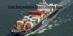 Even internet has become the most trusted source of updated and authentic #import_export_data in the #international_trade market.