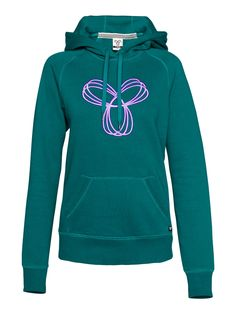 TNA Pullover Hoodie with 3D Puff Spiro