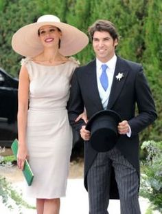 """The photo """"At a wedding"""" has been viewed 53 times. Wedding Suits, Wedding Dresses, Morning Dress, Derby Day, Spanish Style, Panama Hat, Groom, Stylish, Celebrities"""