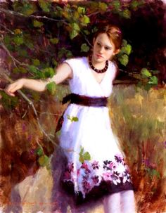 Oil Paintings by Artist Bryce Cameron Liston