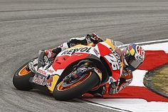 MotoGP Practice report Strong start for Pedrosa and Marquez in Malaysian heat