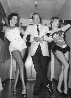 """""""All Star Christmas Show, Jane Russell, Bob Hope and Shirley MacLaine. Photo by Gerald Smith. Hooray For Hollywood, Golden Age Of Hollywood, Vintage Hollywood, Hollywood Glamour, Hollywood Stars, Classic Hollywood, Classic Movie Stars, Classic Movies, Katharine Ross"""