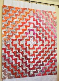 fractured quilts | Fractured quilt.  I. LOVE. THIS!