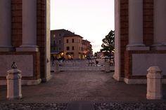 Arco Ganganelli. Ganganelli Arch. #santarcangelo #santarcangelodiromagna #romagna #emiliaromagna#italy #theoldtown #italia #italy