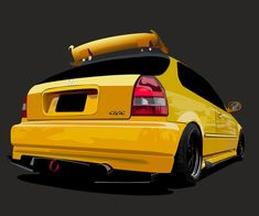 1999 Honda Civic, Civic Jdm, Honda Civic Hatchback, Honda S2000, Ek Hatch, Jdm Wallpaper, Honda City, Honda Civic Type R, Mitsubishi Lancer Evolution