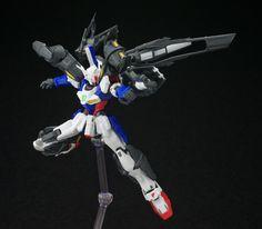 Robot Damashii (Side MS) OZX-GU01A Gundam Geminass 01  (Release Date: July 2014, Price: 4,500 Yen)     Review by Taste             ...
