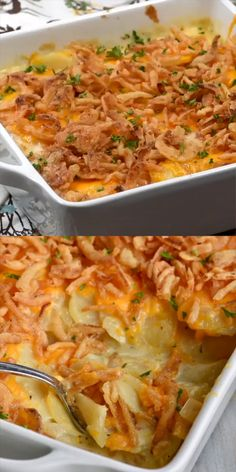 These really are the BEST Scalloped Potatoes. Definitely will become your family's new favorite side dish! These really are the BEST Scalloped Potatoes. Definitely will become your family's new favorite side dish! Potato Sides, Potato Side Dishes, Best Side Dishes, Side Dishes For Chicken, Vegetable Side Dishes, Side Dish Recipes, Vegetable Recipes, Best Scalloped Potatoes, Scallop Potatoes