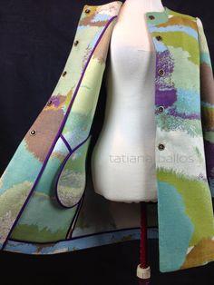 Tatianologia: Обработка кармана в шве