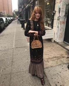 """hervisionismine: """"The latest from Florence """" Estilo Florence Welch, Florence Welch Style, Bohemian Style, Boho Chic, Florence The Machines, Thing 1, Style Icons, Ideias Fashion, Celebrity Style"""