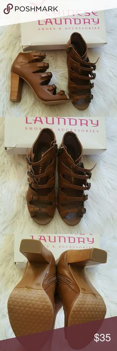 NEW Chinese Laundry Booties Brand new, comes with box. Size 6, true to size.  Offers welcome! Chinese Laundry Shoes Ankle Boots & Booties