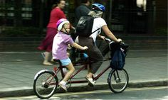 Interesting article from the UK...How can we get more children cycling on the school run and make it safe for them?
