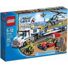 Lego City 60049 Transporte De Helicoptero - $ 2.799,99