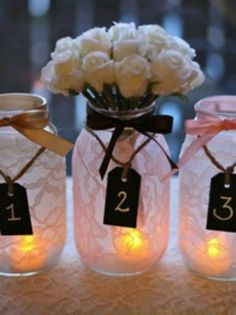 Megan robertson. These are really cute! I'll have to show the wedding manager