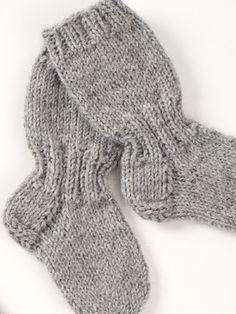 Lapsen pitkävartiset sukat Novita 7 Veljestä   Novita knits