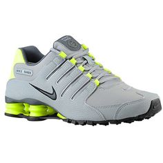 Nike Shox NZ - Men\u0027s at Foot Locker