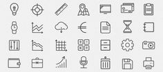 Business icon pack includes money symbols, calendars, graphs, computer hardware, office accessories, clocks, batteries, dialogues, sheets, phones, targets, walets, headphones, badge, envelope, recycling bin, puzzle, folder, disc, camera, glasses, cards, notebook and other stuff.