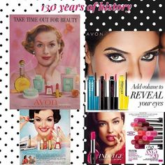 How many other companies have been around this long? Always improving current products and adding new products. Shop online @my e-store www.youravon.com/tammiluce #avon #cosmetics #makeup