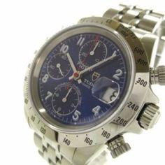 TUDOR Chrono Time 79280 Blue Men's Wrist Watch H163685 #brandear #watch http://ift.tt/2zWdQgD