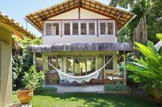 Belíssima casa em Trancoso. Veja mais imagens aqui - http://www.imoveisbrasilbahia.com.br/trancoso-belissima-casa-em-a-venda