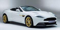 Aston Martin is building six special Vanquishes to celebrate the 60th anniversary of its Newport-Pagnell facility, and each features a piston from a another iconic Aston, melted down to form the bezels surrounding the major controls in the center console.