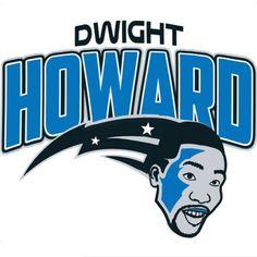 ORLANDO MAGIC. Dwight Howard