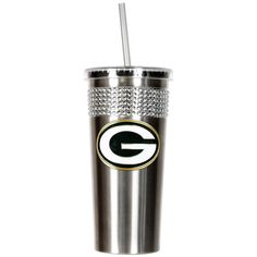Green Bay Packers Travel Cup Tumbler With Straw from $36.95