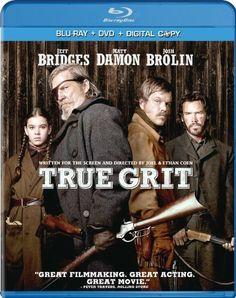 True Grit (Two-Disc Blu-ray/DVD Combo + Digital Copy) Blu-ray ~ Matt Damon, http://www.amazon.com/dp/B003UESJMO/ref=cm_sw_r_pi_dp_OD5Hpb1PH2J7V